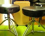 Drumthrone
